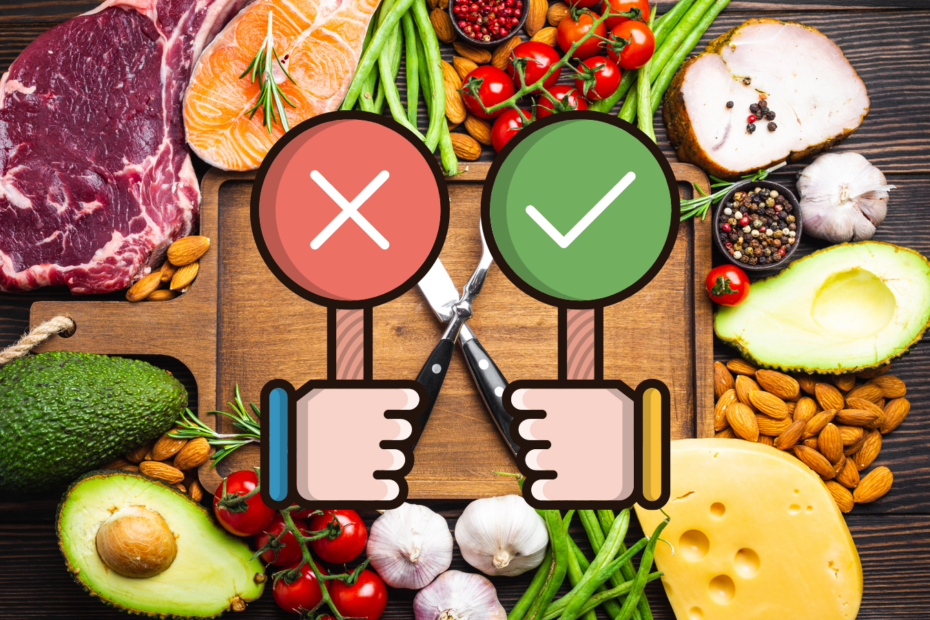Las opiniones de un experto en dieta keto deben de tomarse en cuenta